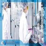 Gás para cromatografia